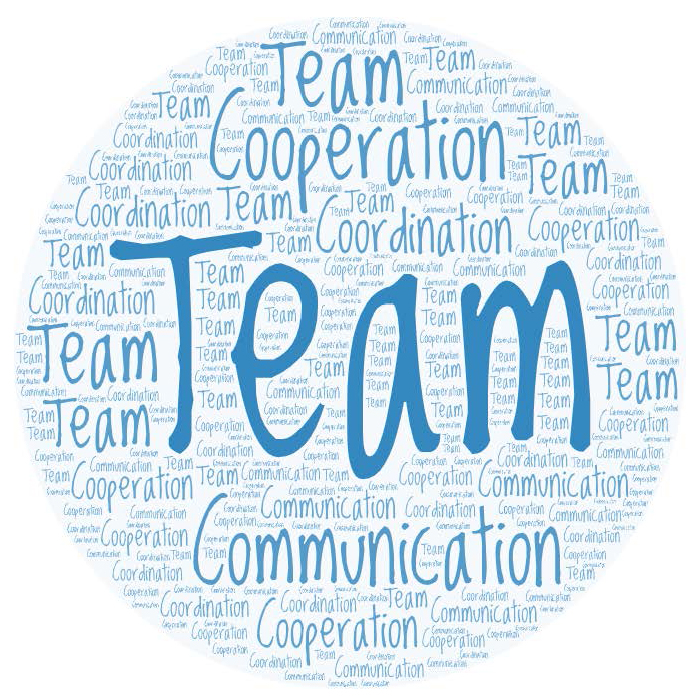 Team Word Cloud