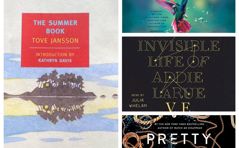 June-July Reads andListens