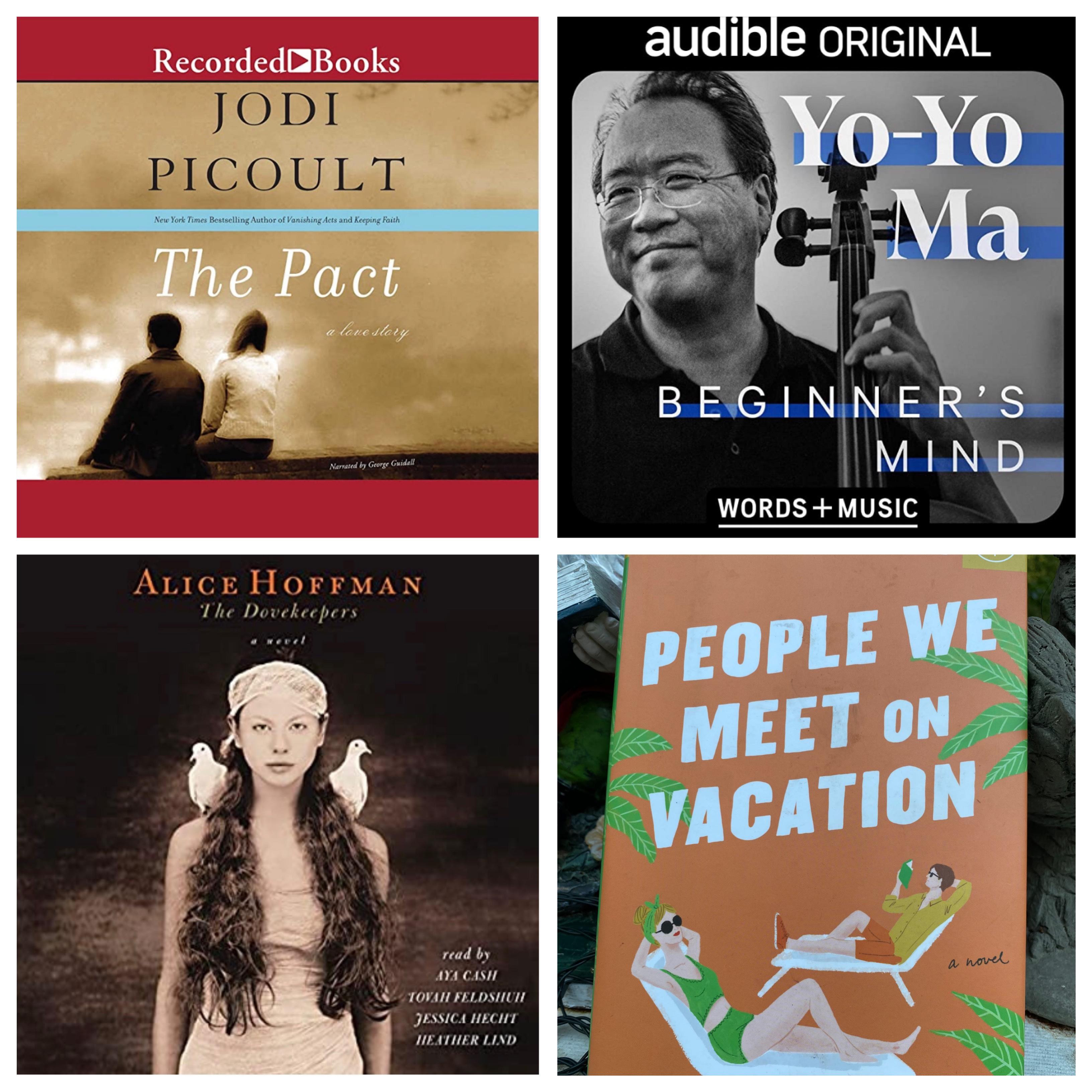 September Reads & Listens