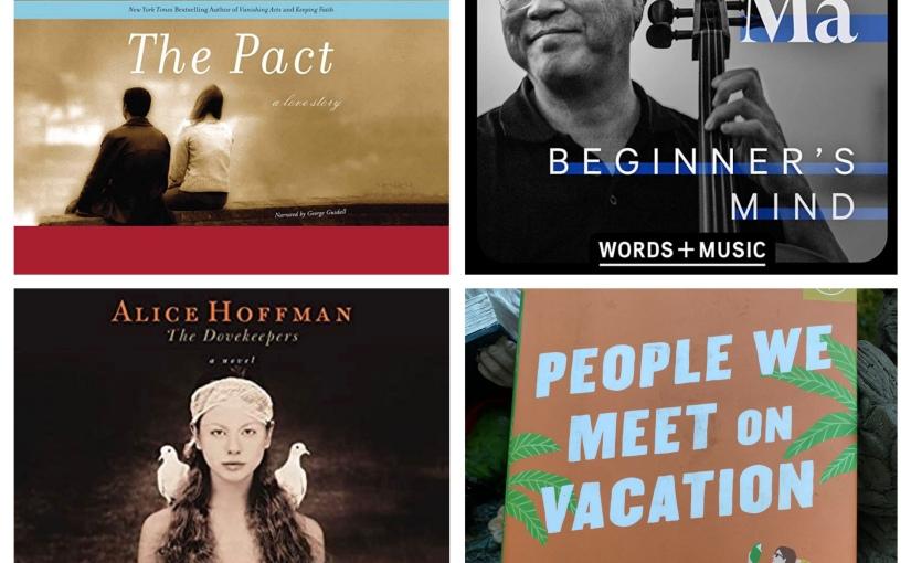 September Reads &Listens